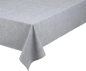 Szürke pamut asztalterítő, 140 x 260 cm - Blomus