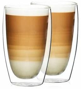 4Home Thermo latté pohár Hot&Cool 410 ml, 2 db