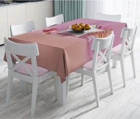 Pink Star pamutkeverék asztalterítő, 140 x 180 cm - Minimalist Cushion Covers