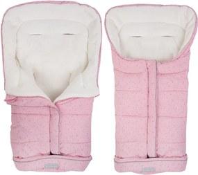 Baba bundazsák COMFY 96 x 45 cm rózsaszín Ricokids