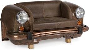 AMBASSADOR barna kanapé