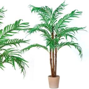 Műnövény kókuszpálma PLANTASIA® - 160 cm