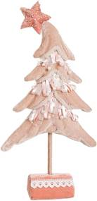 Tree karácsonyi dekoráció, magasság 44 cm - Unimasa