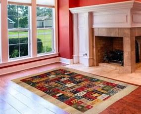 Modern szőnyeg ATRAK 100x150 gépi perzsa szőnyeg