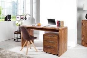 GOA rózsafa íróasztal 150cm