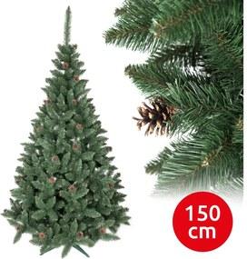 ANMA Karácsonyfa NECK 120 cm fenyő AM0023