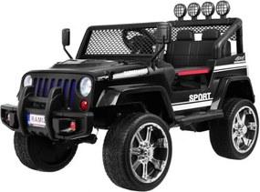 RAPTOR Drifter NEW elektromos négykerekű - Fekete