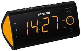 Sencor SRC 170 OR rádiós ébresztőóra