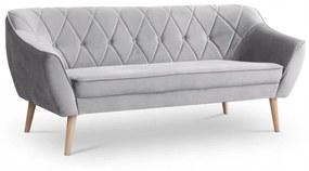 SD DEANA III kárpitozott kanapé - szürke