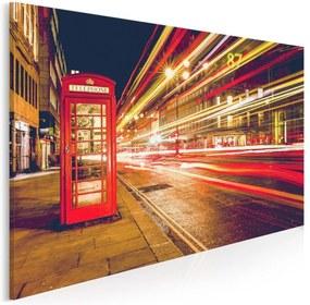 Fények Londonban vászonkép