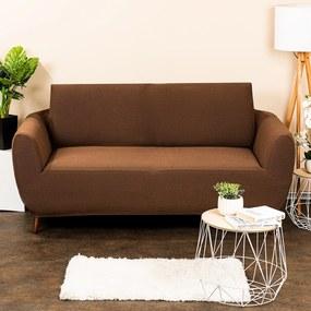 4Home Comfort Multielasztikus ülögarnitúrahuzat  barna, 140 - 180 cm, 140 - 180 cm