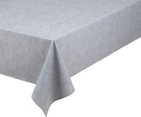 Szürke pamut asztalterítő, 140 x 220 cm - Blomus