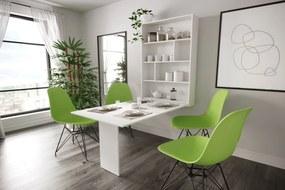 SB Annie összecsukható étkezőasztal Szín: Fehér