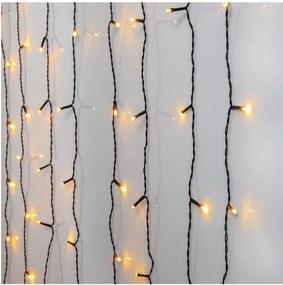 Curtain kültéri LED fényfüzér, 80 izzó - Star Trading