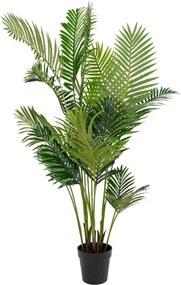 ARECA zöld műanyag művirág