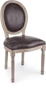 MATHILDE sötét szék