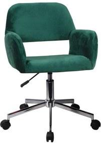 Bársony Irodai fotel - Több színben