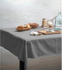 Cool Grey asztalterítő, 140 x 140 cm - Linen Couture