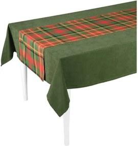Honey Celebration zöld-piros asztali futó, 40 x 140 cm - Mike & Co. NEW YORK
