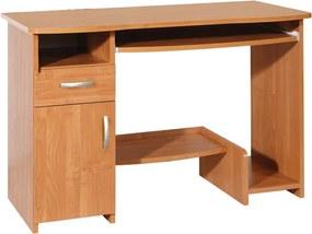 NAP-Kier polcos-fiókos számítógépasztal
