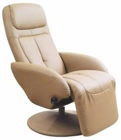 OPTIMA relax fotel, bézs