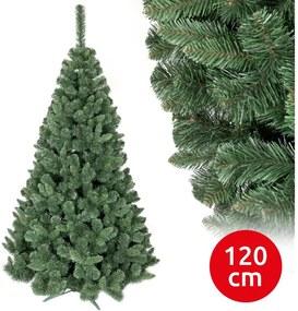 ANMA Karácsonyfa SMOOTH 120 cm borókafenyő AM0031