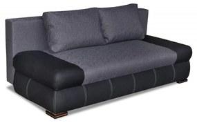 Rosso ágyazható, karfa nélküli kanapé 200 x 145 cm. a   ka084 (drapp – márvány barna)