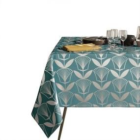 Floris kék asztalterítő, 140 x 180 cm - AmeliaHome
