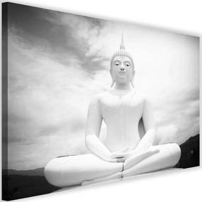 Modern kép 120x80cm – Buddha And The Sky 4