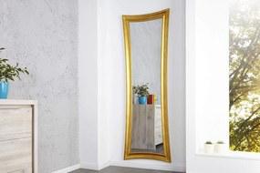 SKINNY antik arany tükör 180cm
