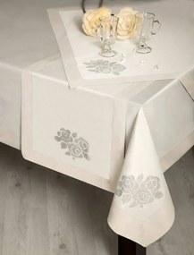 Sofia exkluzív asztalterítő Bézs 150 x 240 cm - HS32379