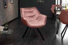 The Dutch Comfort rózsaszín szék