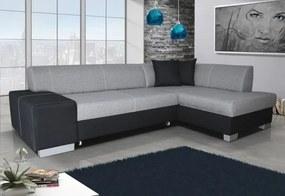 ALBERTO sarok ülőgarnitúra, 268x73x167 cm, sawana 21/sawana 14, jobbos