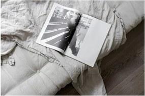 Roots Black/Dark Grey sötétszürke kinyitható kanapé - Karup Design