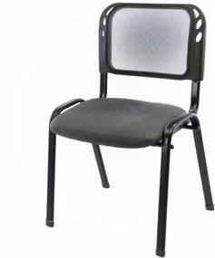 Rakásolható kongresszusi szék - szürke