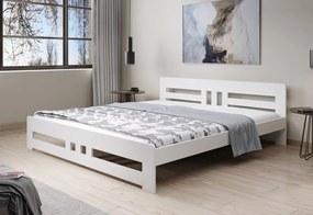 BRANCO ágy + ágyrács AJÁNDÉK, 140x200, fehér