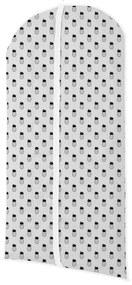 Ananász mintás felakasztható ruhahuzat, hosszúság 100 cm - Compactor