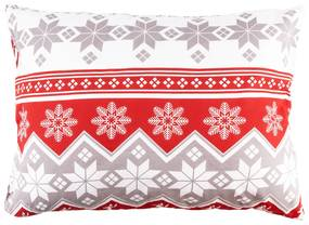 4Home Red Nordic párnahuzat, 50 x 70 cm
