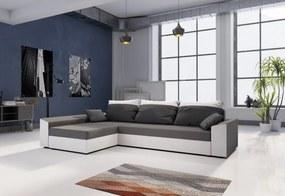 PAMELA ágyázható sarok ülőgarnitúra, 245x85x140, mikrofázis 27/31, bal