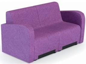 RUBICO BR 102 Kárpitozott kanapé 2 fő részére