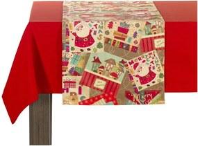 Comfort karácsonyi asztali futó, 40 x 140 cm - Mike & Co. NEW YORK