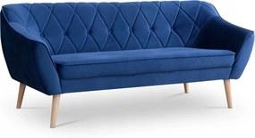 SD DEANA III kárpitozott kanapé - kék