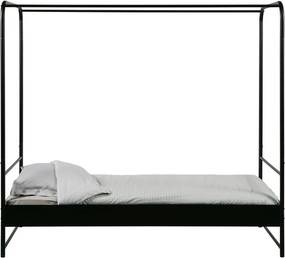 Bunk egyszemélyes ágy, 90 x 200 cm - vtwonen