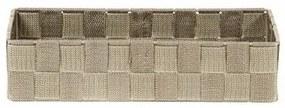 Compactor L TEX tároló rendszerező fiókba, 30 x12 x 7 cm, taupe