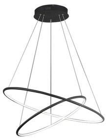 Milagro LED Csillár zsinóron ORION 2xLED/53W/230V MI0201