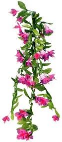 Mű fukszia, lila, 60 cm
