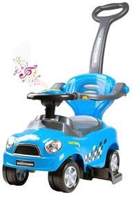 BAYO   Bayo Super Coupe   Zenélő bébitaxi 3az1-ben Bayo Super Coupe blue   Kék  