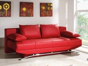 MEBLINE Kanapé OLIER piros