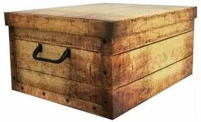 Compactor Country összecsukható tárolódoboz,  50 x 40 x 25 cm