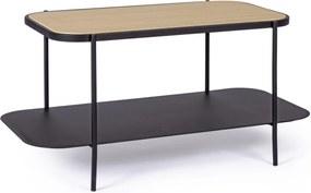 EVERITT dohányzóasztal 85x43